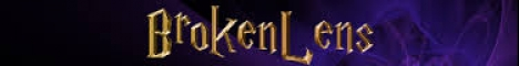 Banner for BrokenLens Network Minecraft server