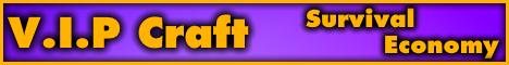 Banner for VIP Craft Minecraft server