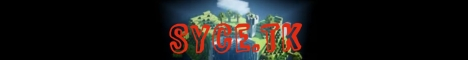 Banner for Syce Minecraft server