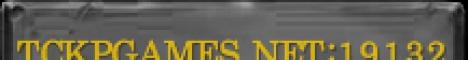 Banner for TCKPGAMES Minecraft server