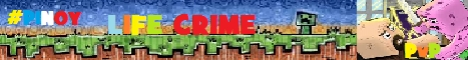 Banner for Pinoy Life Crime Minecraft server