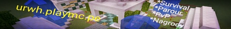 Banner for AtomCraft Minecraft server