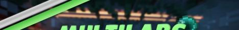 Banner for MultiLabs Minecraft server