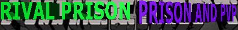 Banner for RivalPrison 2.0 Minecraft server