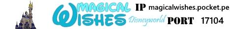 Banner for Magical Wishes - Walt Disney World Minecraft server