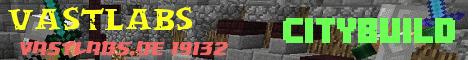 Banner for VastLabs Minecraft server