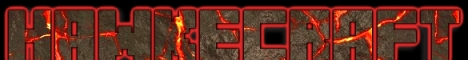 Banner for HawkeCraft server