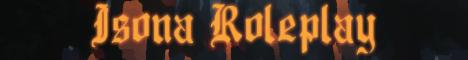Banner for IsonaRP server