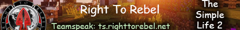 Banner for =rTr= The Simple Life 2 Minecraft server