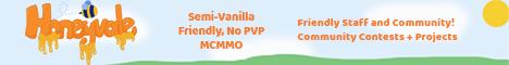 Banner for Honeyvale server