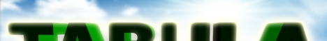 Banner for Tabula Minecraft server