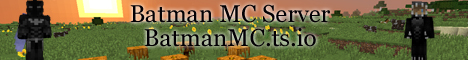Banner for BatmanMC Minecraft server