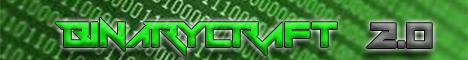 Banner for BinaryCraft 2.0 server