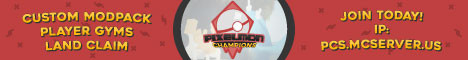 Banner for Pixelmon Champions server