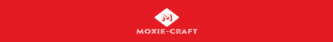 Banner for Moxie-Craft Minecraft server