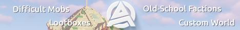 Banner for Ataphy Factions server