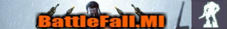 Banner for BattleFall server
