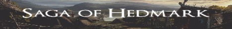 Banner for Saga Of Hedmark server