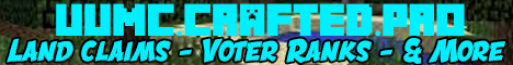 Banner for untitled unmastered. MC Minecraft server
