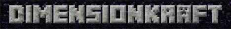 Banner for Dimensionkraft Minecraft server