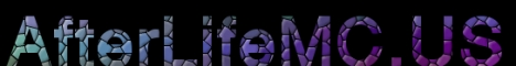 Banner for AfterlifeMC Minecraft server