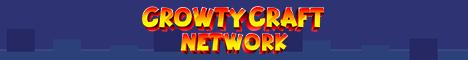 Banner for CrowtyCraft Network server