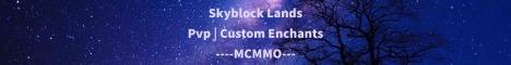 Banner for SkyblockLands server