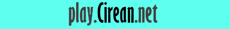 Banner for Cirean Minecraft server