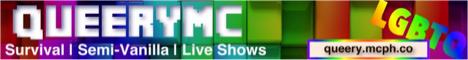 Banner for QueeryMC server