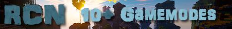 Banner for RCN Minecraft server