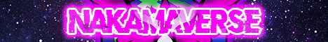 Banner for Nakamaverse server