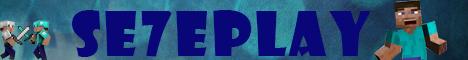 Banner for Se7ePlay Minecraft server