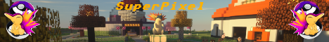Banner for SuperPixel server