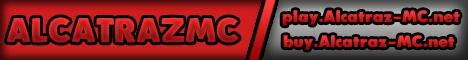 Banner for Alcatraz-MC [Anarchy] server