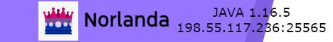 Banner for Norlanda server