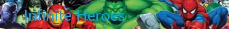 Banner for Infinite Heroes server