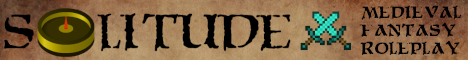 Banner for Solitude server