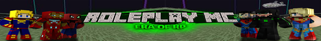 Banner for Roleplay MC server