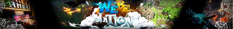 Banner for WeBe Nation Minecraft server