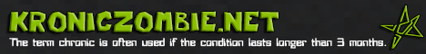 Banner for Kronic Zombie Survival server