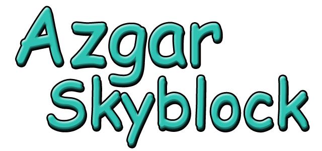 Banner for AzgarSkyblock Minecraft server