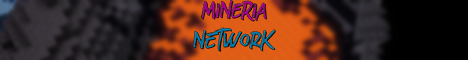 Banner for Mineria Network server