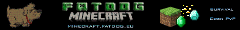 Banner for FatDog Minecraft Minecraft server