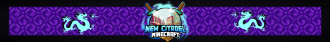 Banner for New Citadel Mc server