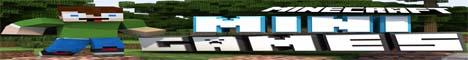 Banner for AdventureGames - 1.10.2 Minecraft server