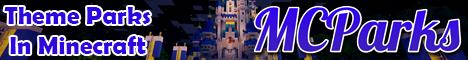 Banner for MCParks server