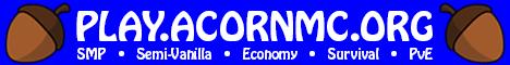 Banner for Acorn server