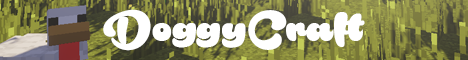 Banner for DoggyCraft Minecraft server