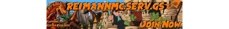 Banner for ReimannMC Minecraft server