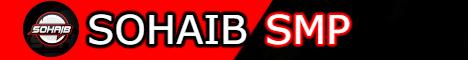 Banner for SOHAIB SMP server